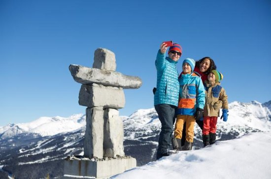 Whistler, Shannon Falls Tour from