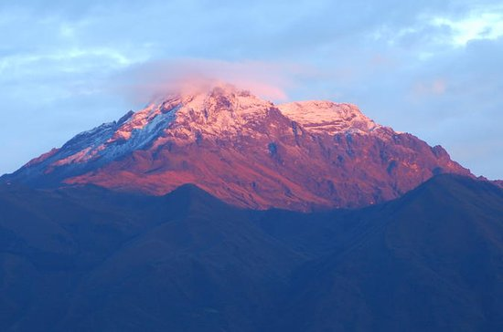 Quito to Andes Highlands and Amazon...