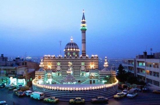 Visite privée d'Amman: Mosquée du Roi...