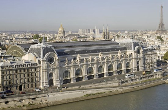 Paris 1.5-Hour Private Musée d'Orsay...