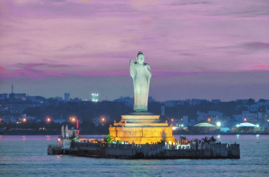 Private Tour: Evening Hyderabad City...