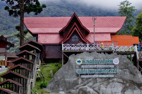 Full-Day Kinabalu Park y Poring Hot...