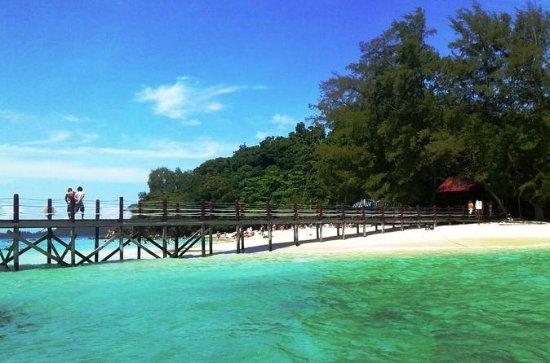 Excursion d'une journée à Manukan...