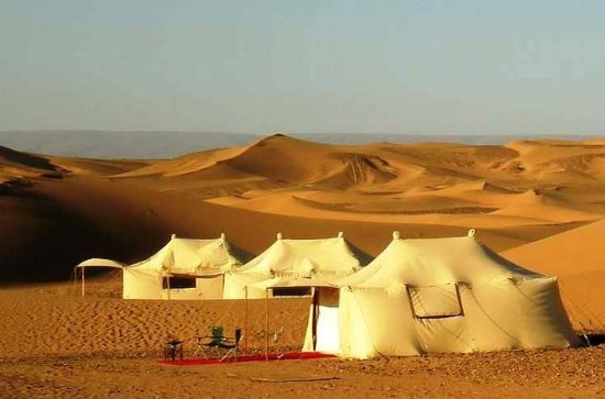 Private 5 Days Sahara Desert Escape...