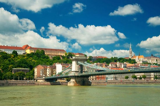 Budapest Sightseeing Tour with...