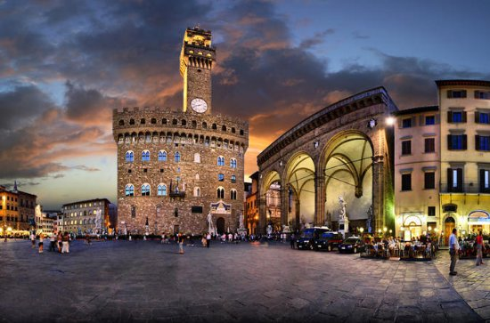 Florence Art and Street Food...