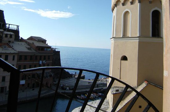 Cinque Terre Shore Excursions from