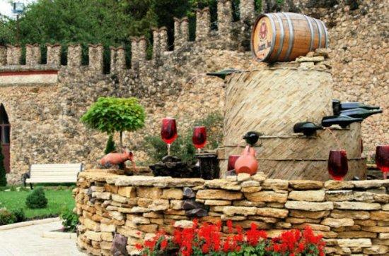 Milestii Mici Underground Winery Tour...
