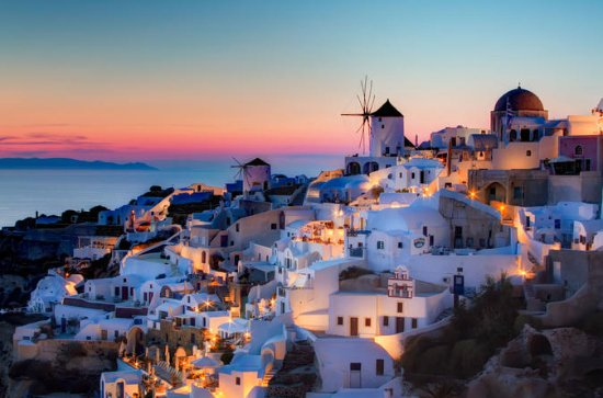 Santorini Full-Day Sightseeing Tour