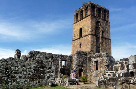 Excursão turística das ruínas de...