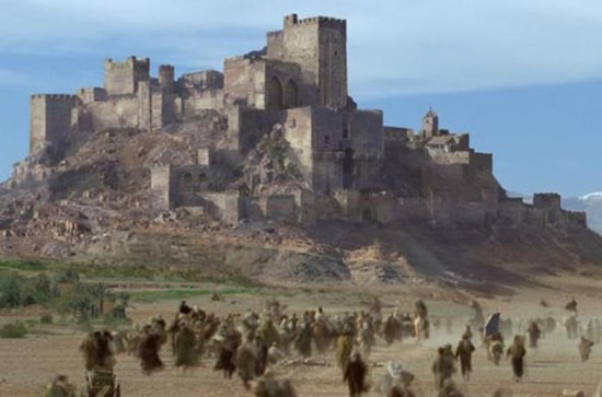 Private Full-Day Crusader Castles of...