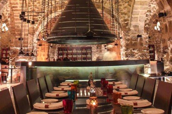 Almuerzo privado en Kan Zaman o cena...