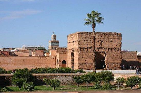 Marrakech Day Tour fra Essaouira