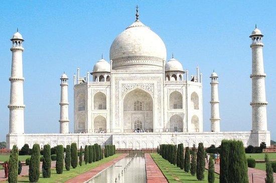 Excursión de 4 días a Agra-Jaipur...