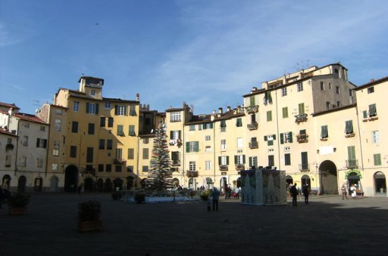 Pisa and Lucca Shore Excursion from ...