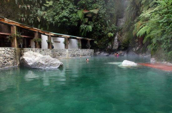 Fuentes Georginas Hot Springs from...