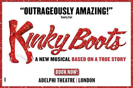 Kinky Boots the Musical in London