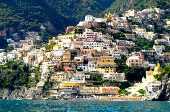 Private Day Trip from Rome to Amalfi...