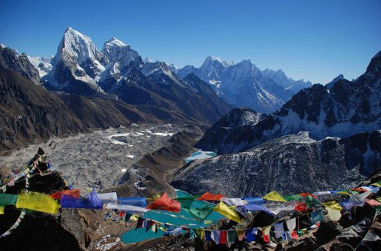Excursion de trekking de l'Himalaya...