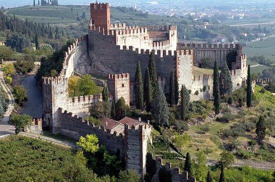 Visite du château de Soave et...