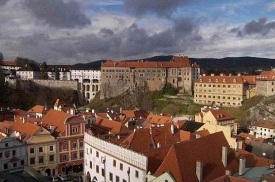 Day Trip to Český Krumlov from Prague