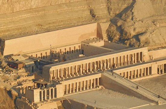 Discover Luxor: Half Day Tour to...