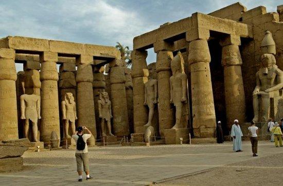 Discover Luxor: Half Day Tour Karnack...