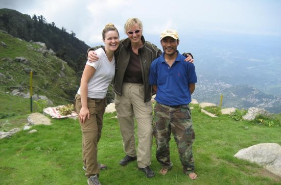Hiking Day Tour to Triund from
