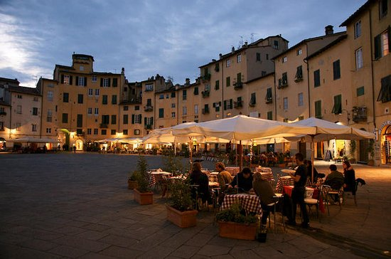 Lucca Round Trip oplevelse fra Firenze