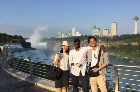 Niagara Falls Day Trip from Boston by...
