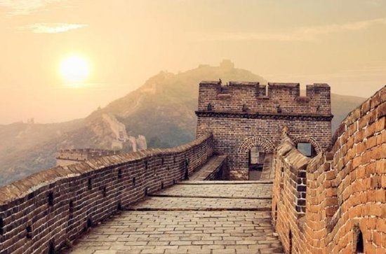 Great Wall of China and Olympic...