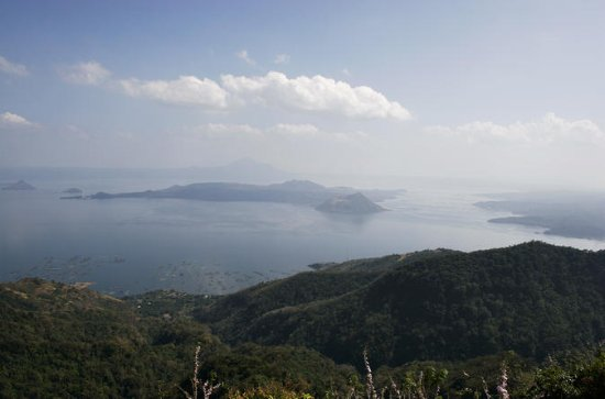 Private Half-Day Tagaytay Tour from