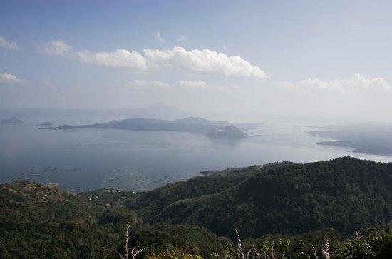 Tour privado de medio día a Tagaytay...