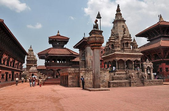 Private Half-Day Bhaktapur...