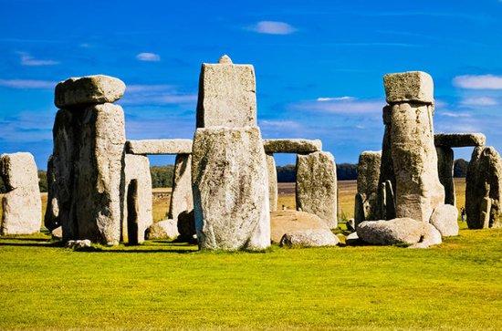 Bain complet et visite de Stonehenge...