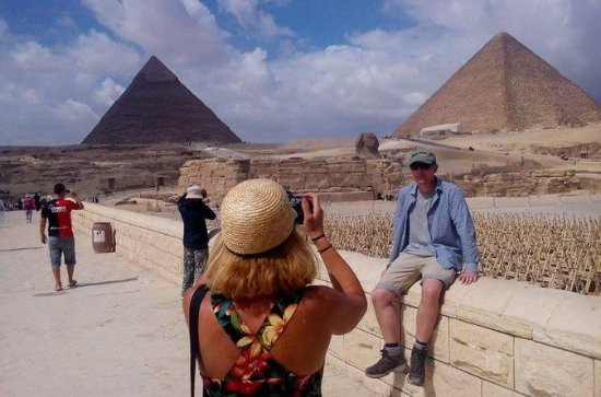 Half-Day Private Tour of Giza...
