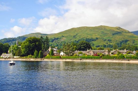 Loch Lomond, Loch Awe, Oban und...