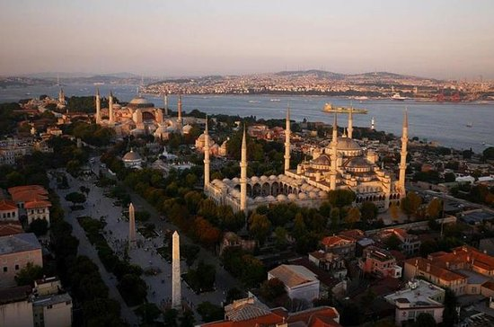 Classic Walking Tour of Old Istanbul