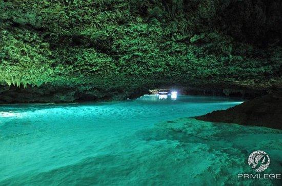 Cancun Privilege Route at Rio Secreto...