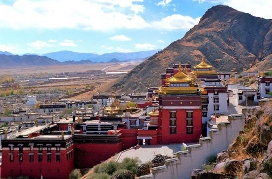 5-Day Private Tour: Lhasa, Gyangtse...