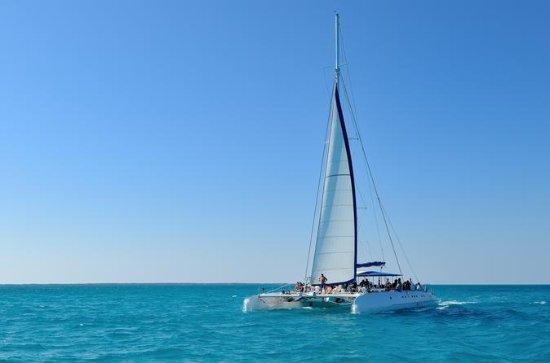 Trimaran äventyr i Cancun