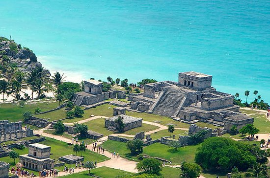 4x1 Tour: Tulum Ruins and Beach Break...