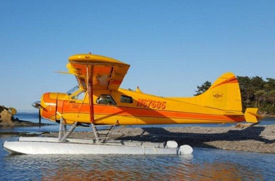 Friday Harbor to Seattle Seaplane...