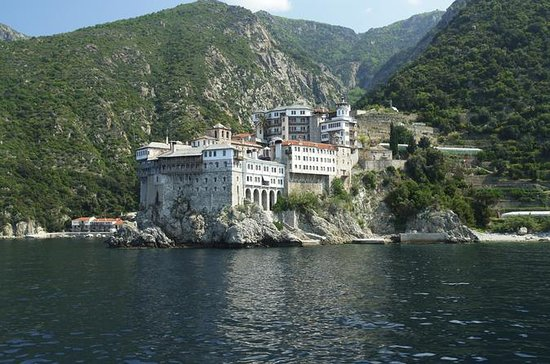 Mountain Athos - Agio Oros Small...