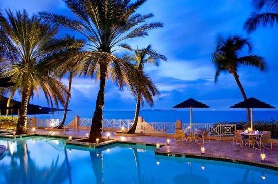 St Thomas Shore Excursion: Marriott Morning Star Beach Resort Day Pass