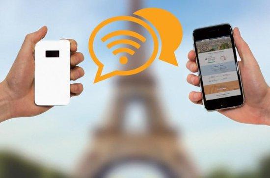 Wifi Everywhere in Paris