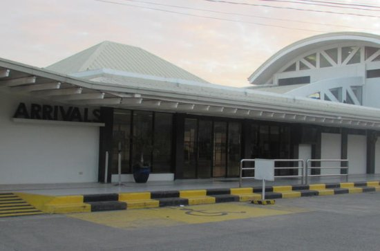 One-Way Transfer from Caticlan Airport to Boracay Island