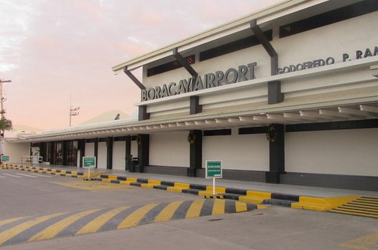 One-Way Transfer from Boracay Island to Caticlan Airport