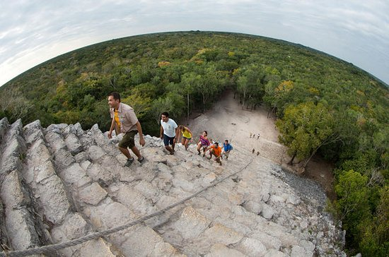 4-in-1 Adventure Tour from Cancun