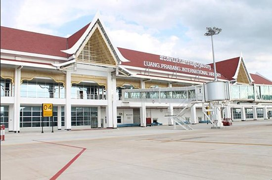 Private Arrival Transfer: Luang Prabang Airport to Hotel